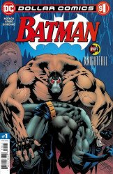 DC Comics's Batman Issue # 497dollar comics
