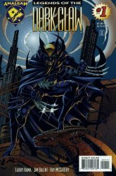 Amalgam Comics's Legends of the Dark Claw Issue # 1