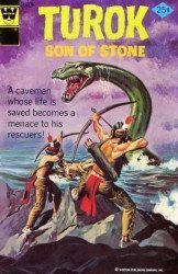 Gold Key's Turok, Son of Stone Issue # 98whitman