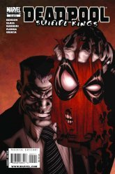 Marvel Comics's Deadpool: Suicide Kings Issue # 5