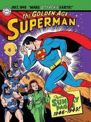 IDW Publishing's Superman: Golden Age Sundays Hard Cover # 2