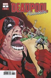 Marvel Comics's Deadpool: Assassin Issue # 3b