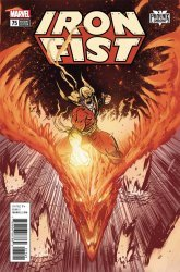 Marvel Comics's Iron Fist Issue # 75b