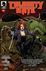 Dark Horse Comics's Calamity Kate Issue # 1