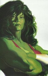 Marvel Comics's Immortal She-Hulk Issue # 1d