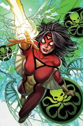 Marvel Comics's Spider-Woman Issue # 5r