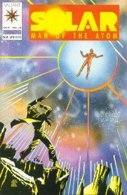 Solar, Man of the Atom (1991) #12 - Read Solar, Man of the ...