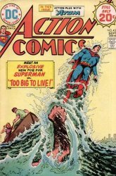 DC Comics's Action Comics Issue # 439