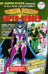 DC Comics's DC Super-Stars Issue # 17facsimile