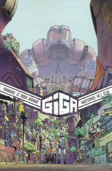 Vault Comics's Giga Issue # 1c