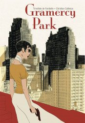 IDW Publishing's Gramercy Park Hard Cover # 1