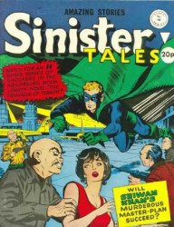 Alan Class & Company's Sinister Tales Issue # 182