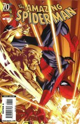 Marvel Comics's The Amazing Spider-Man Issue # 582