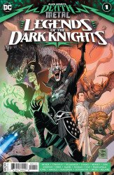 DC Comics's Dark Nights: Death Metal - Legends of the Dark Knights Issue # 1