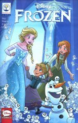 Joe Books's Disney's Frozen Issue # 6
