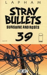 Image Comics's Stray Bullets: Sunshine and Roses Issue # 39