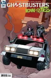 IDW Publishing's Ghostbusters: IDW 20/20 Issue # 1
