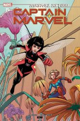 IDW Publishing's Marvel Action: Captain Marvel Issue # 5b