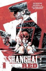 Image Comics's Shanghai Red Issue # 4b