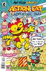 Dark Horse's Aw Yeah Comics: Action Cat & Adventure Bug Issue # 3
