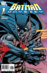 DC Comics's Batman: Odyssey Issue # 1