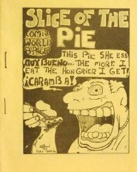 Comix World's Slice of the Pie Issue nn