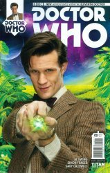 Titan Comics's Doctor Who: 11th Doctor Issue # 2b