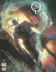 DC Black Label's The Question: The Deaths of Vic Sage Issue # 2