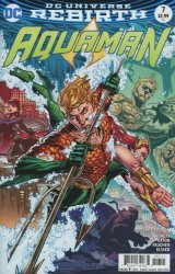 DC Comics's Aquaman Issue # 7