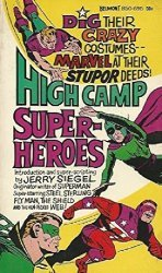 Belmont Productions's High Camp Super-Heroes Soft Cover # 1