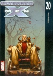 Ultimate Marvel's Komikai Micro Comics: Ultimate X-Men Issue # 20