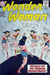 DC Comics's Wonder Woman Issue # 134