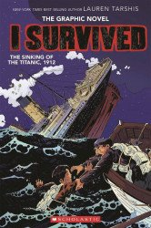 Graphix's I Survived TPB # 1