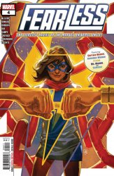 Marvel Comics's Fearless Issue # 4