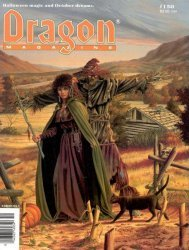 Wizards of the Coast's Dragon Magazine Issue # 150