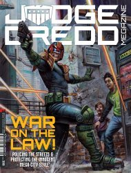 Rebellion's Judge Dredd: Megazine Issue # 399