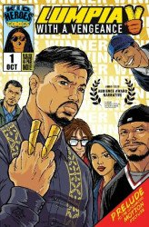 Kid Heroes Comics's Lumpia with a Vengeance Issue # 1hiff