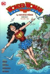 DC Comics's Wonder Woman: By George Perez - Omnibus Hard Cover # 2