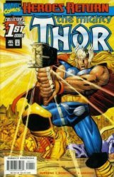 Marvel Comics's Thor (The Mighty) Issue # 1