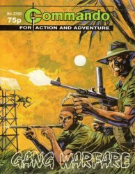 D.C. Thomson & Co.'s Commando: For Action and Adventure Issue # 3390