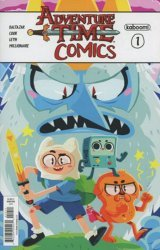 KaBOOM!'s Adventure Time Comics Issue # 1