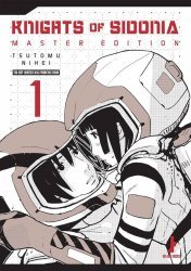 Vertical's Knights Of Sidonia: Master Edition Soft Cover # 1