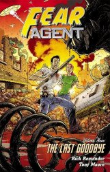 Dark Horse Comics's Fear Agent: Last Goodbye TPB # 3-2nd print