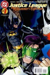 DC Comics's Justice League: A Midsummer's Nightmare Issue # 1