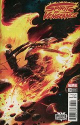 Marvel Comics's Spirits of Vengeance Issue # 3b