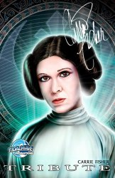 Storm Entertainment's Tribute: Carrie Fisher Issue # 1