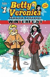 Archie Comics Group's Betty and Veronica: Friends Forever - Winterfest Issue # 1