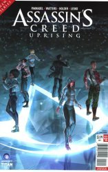 Titan Comics's Assassin's Creed: Uprising Issue # 2