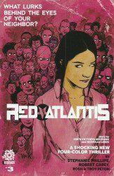 AfterShock Comics's Red Atlantis Issue # 3