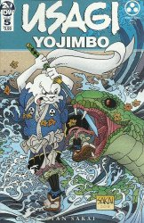 IDW Publishing's Usagi Yojimbo Issue # 5